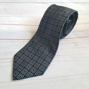 Calvin Klein Geometric Tie